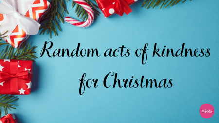 Random Acts of Kindness for Christmas