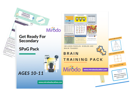 Mirodo KS2 Resources